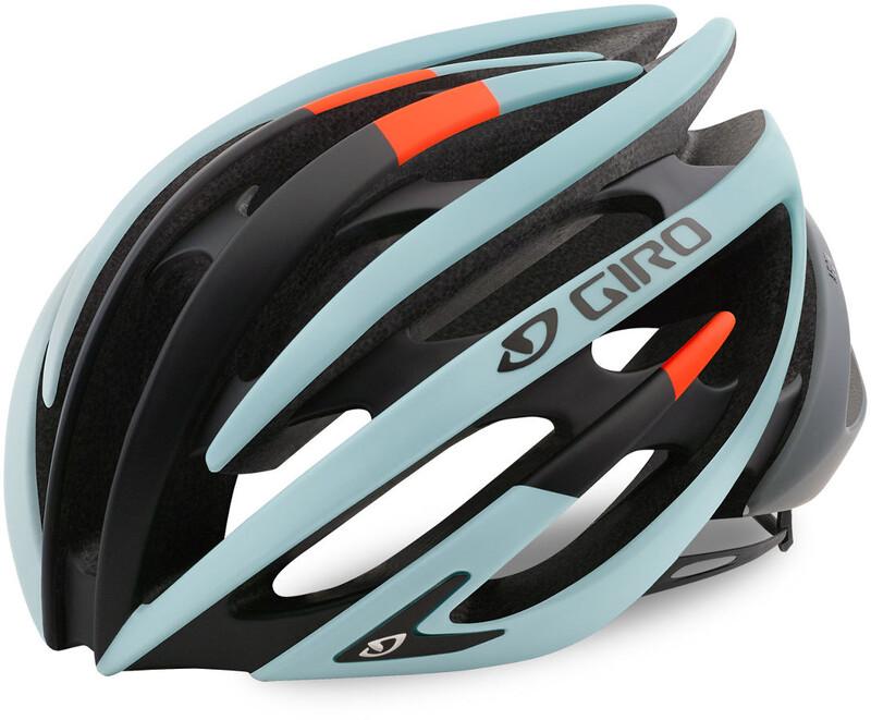 Giro Aeon Helmet matte charcoal/frost L | 59-63cm 2018 Fahrradhelme
