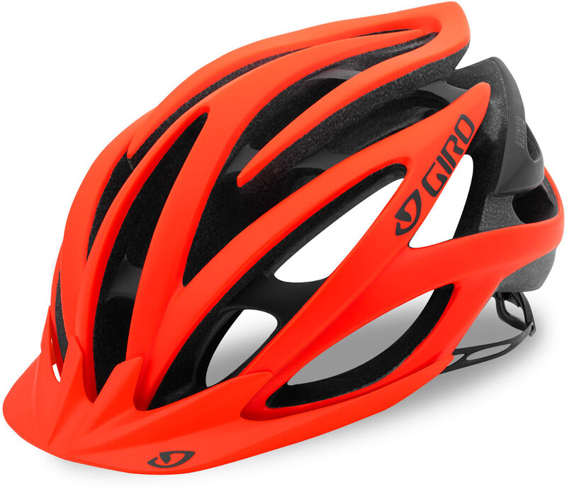 Giro Fathom Helmet Matte Vermillion M | 55-59cm 2018 Fahrradhelme