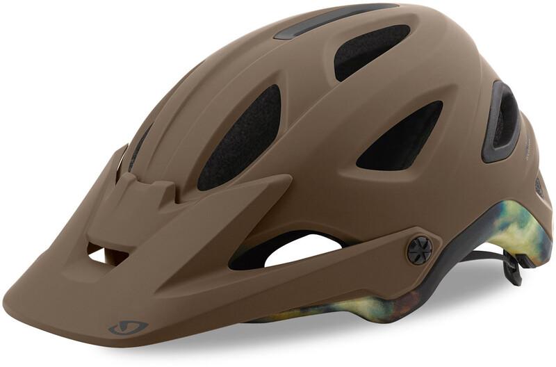 Giro Montaro MIPS Sykkelhjelmer Herre Brun L   59-63cm 2018 MTB-hjelmer