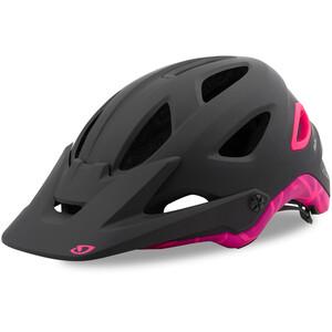 Giro Montara MIPS Helm Damen matte black/pink crystals matte black/pink crystals