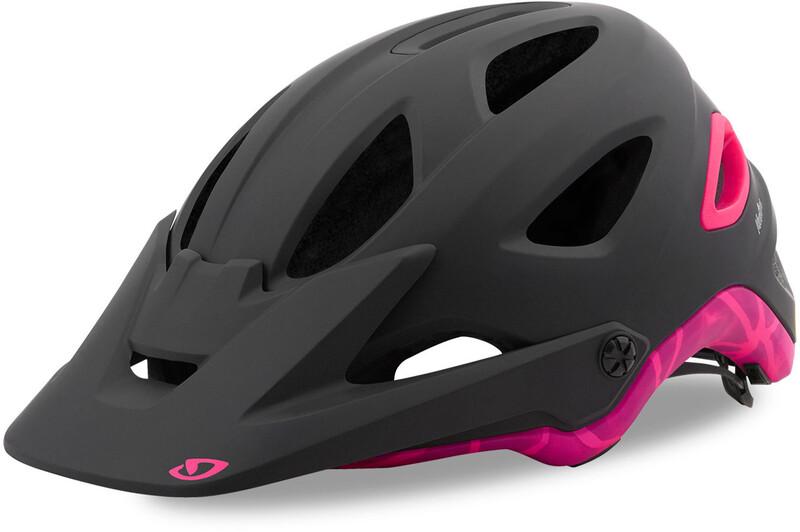 Giro Montara MIPS Helmet Matte Black/Pink Crystals M | 55-59cm 2018 Fahrradhelme