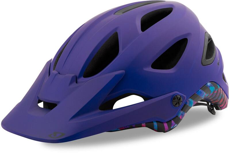 Giro Montara MIPS Helmet Matte Purple S | 51-55cm 2018 Fahrradhelme