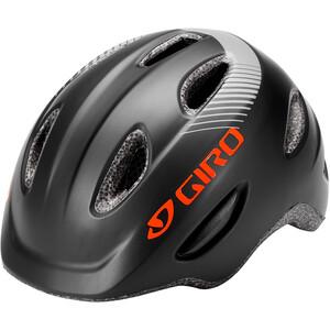 Giro Scamp Helm Kinder schwarz schwarz
