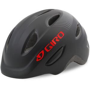 Giro Scamp ヘルメット キッズ マット ブラック