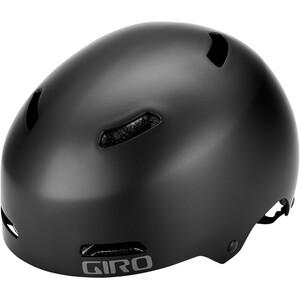 Giro Dime FS Helm Kinder schwarz schwarz