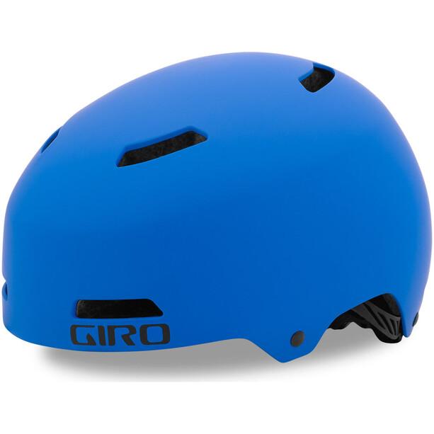 Giro Dime FS Helm Kinder matte blue