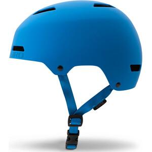 Giro Dime FS ヘルメット キッズ マット ブルー