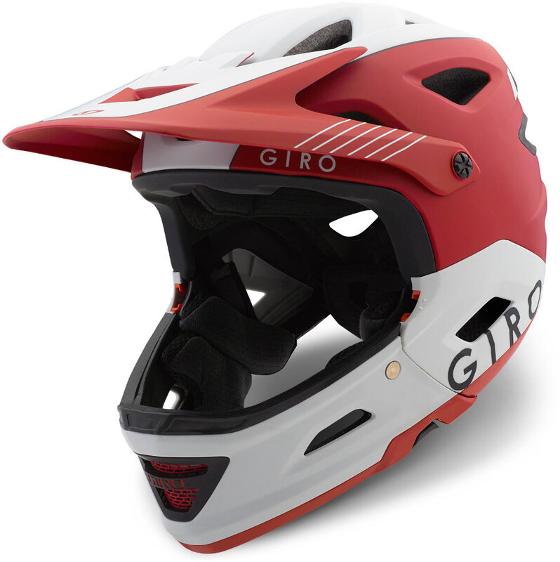 Giro Switchblade MIPS Helmet Matte Dark Red S | 51-55cm 2018 Fahrradhelme