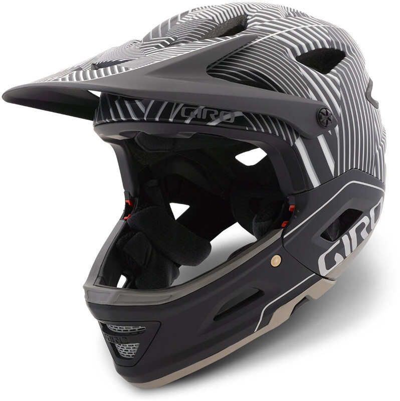 Giro Switchblade MIPS Helmet Matte Dazzle M | 55-59cm 2018 Fahrradhelme