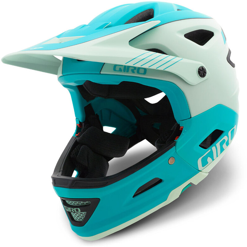 Giro Switchblade MIPS Helmet Matte Mint/Glacier M | 55-59cm 2018 Fahrradhelme