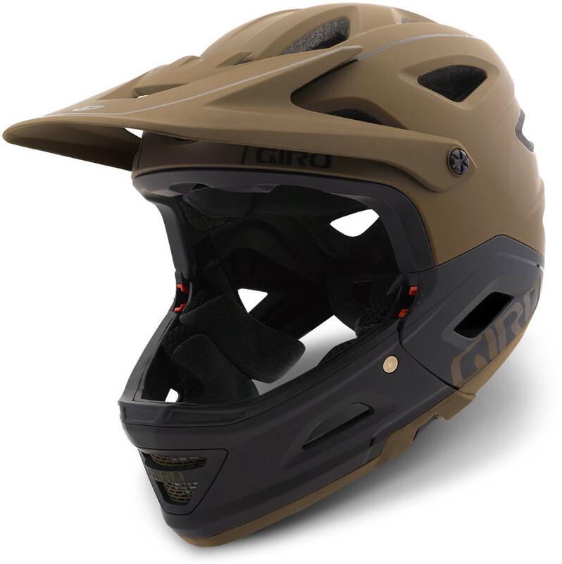 Giro Switchblade MIPS Helmet Matte Walnut S | 51-55cm 2018 Fahrradhelme