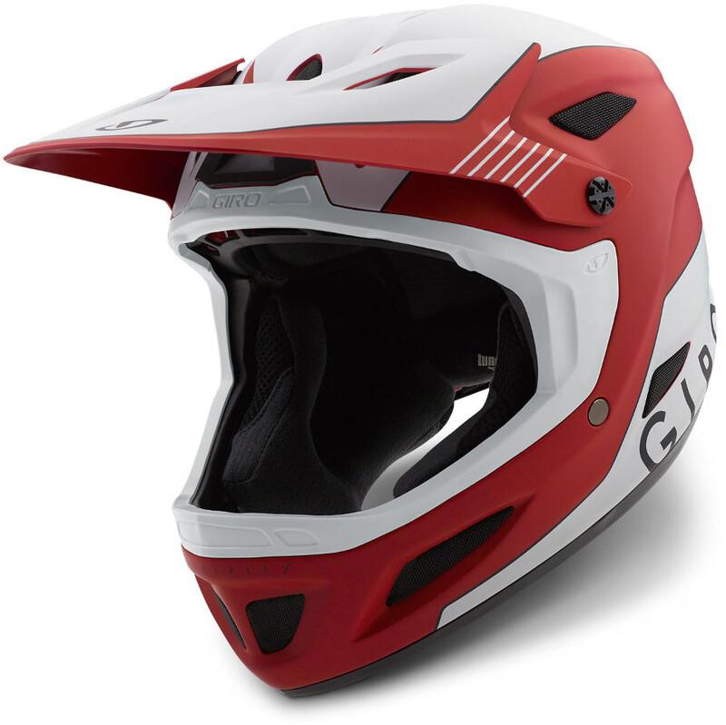 Giro Disciple MIPS Helmet Matte Dark Red S | 54-56cm 2018 Fahrradhelme