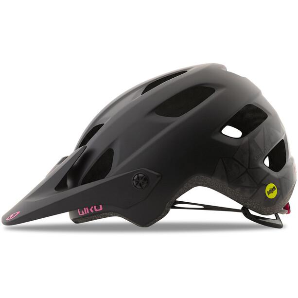 Giro Cartelle MIPS Helm Damen matte black/pink