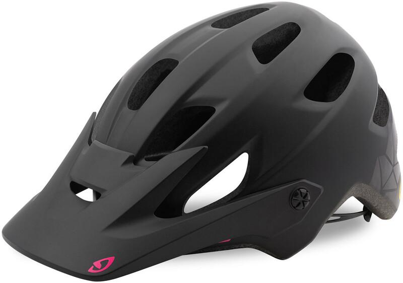 Giro Cartelle MIPS Sykkelhjelmer Svart S   51-55cm 2019 MTB-hjelmer