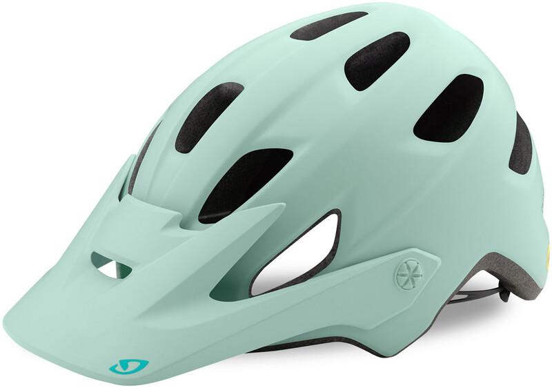 Giro Cartelle MIPS Sykkelhjelmer turkis S   51-55cm 2018 MTB-hjelmer
