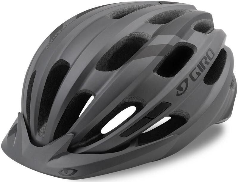 Giro Register Sykkelhjelmer Grå U / 54-61cm 2019 MTB-hjelmer