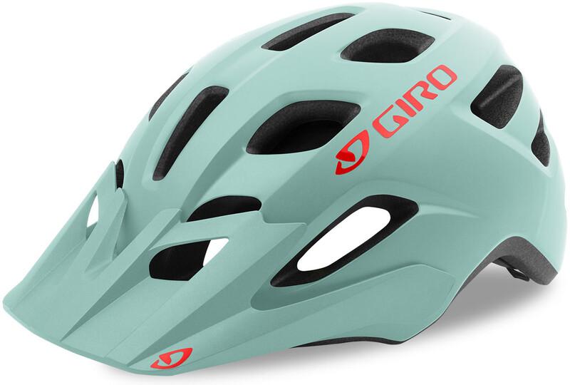 Giro Fixture MIPS Sykkelhjelmer turkis U / 54-61cm 2019 MTB-hjelmer