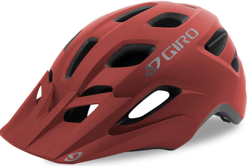 Giro Fixture MIPS Sykkelhjelmer rød U / 54-61cm 2019 MTB-hjelmer