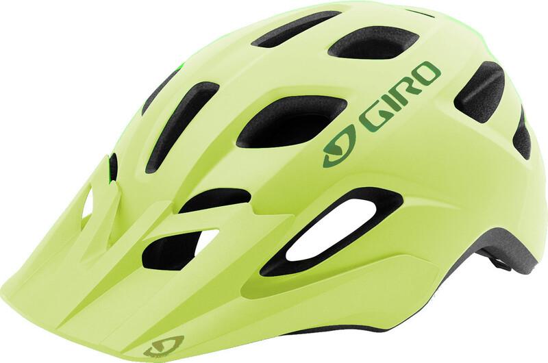 Giro Fixture MIPS Sykkelhjelmer Grønn U / 54-61cm 2019 MTB-hjelmer