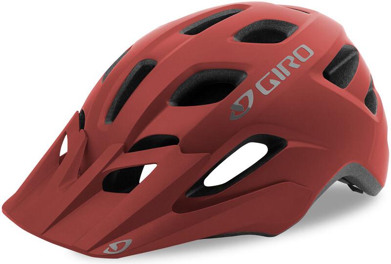 Giro Compound Sykkelhjelmer rød U-XL / 58-65cm 2019 MTB-hjelmer