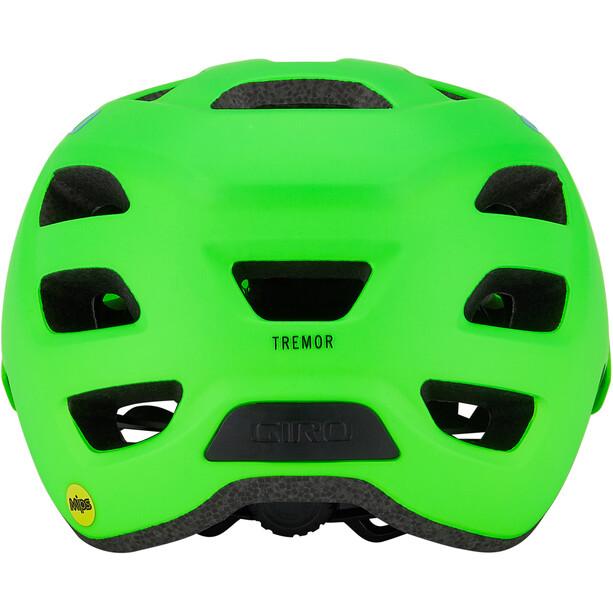 Giro Tremor MIPS Helm Kinder grün