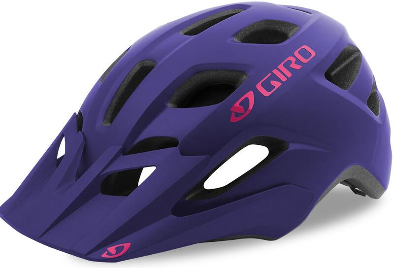 Giro Tremor MIPS Sykkelhjelmer Dame lilla U / 50-57cm 2019 MTB-hjelmer