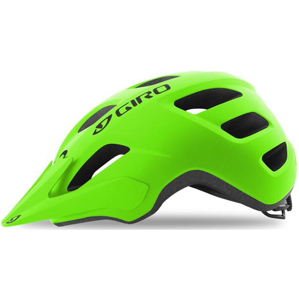 Giro Tremor Helm Kinder matte bright green