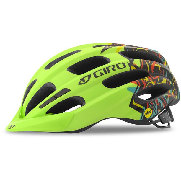 Giro Hale MIPS Helmet Barn matte lime