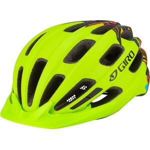 Giro Hale Helm Kinder grün/bunt grün/bunt