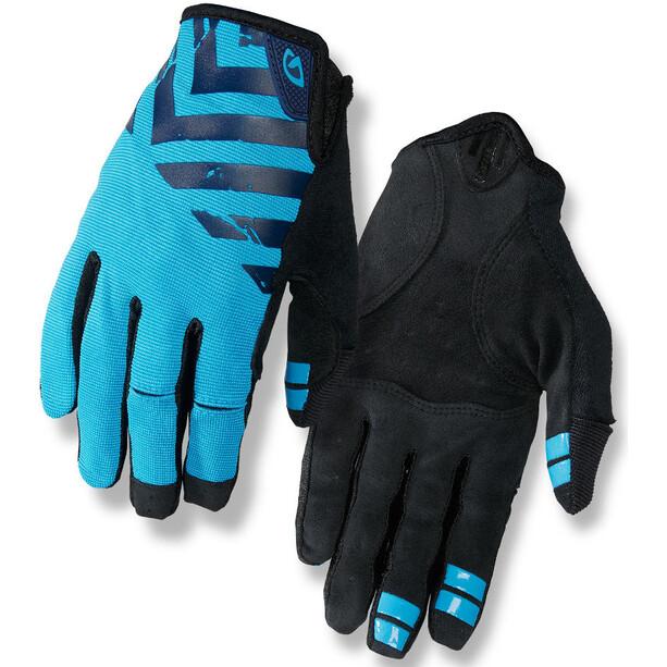 Giro DND Handschuhe Herren midnight/blue jewel/black