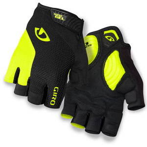 Giro Strade Dure Supergel Handschuhe black/highlight yellow black/highlight yellow