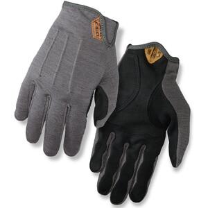 Giro D'Wool Handschuhe Herren grau/schwarz grau/schwarz