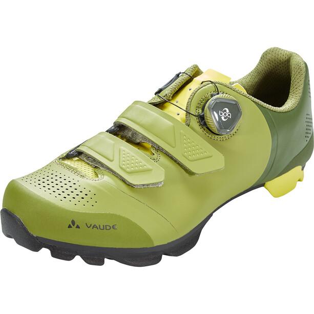 VAUDE MTB Snar Advanced Schuhe holly green