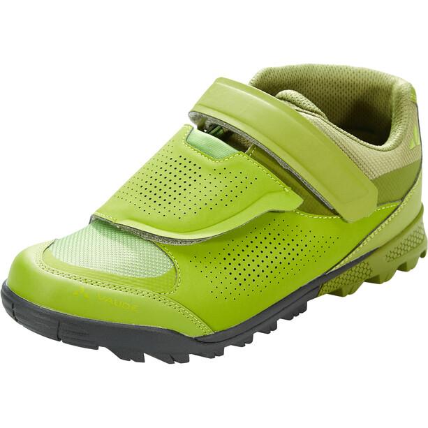 VAUDE AM Downieville Mid-Cut Schuhe holly green/green pepper