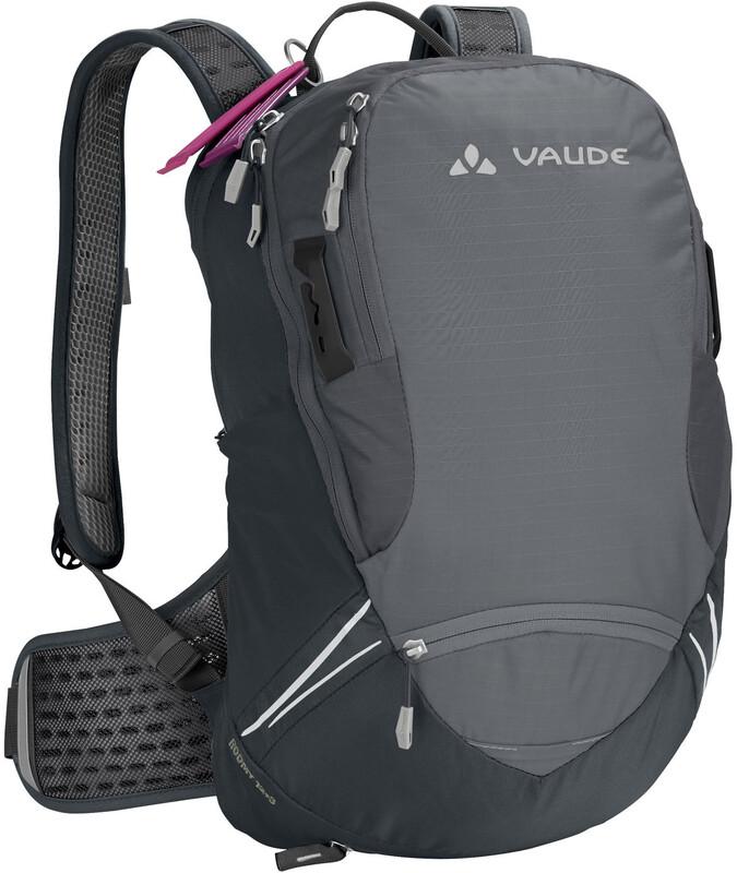 VAUDE Roomy 17+3 Backpack Women phantom black Fahrradrucksäcke 12172-678