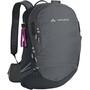 VAUDE Roomy 23+3 Backpack Dam phantom black