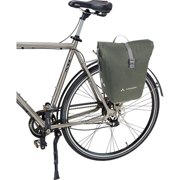 VAUDE Aqua Back Deluxe Gepäckträgertasche oliv/grün