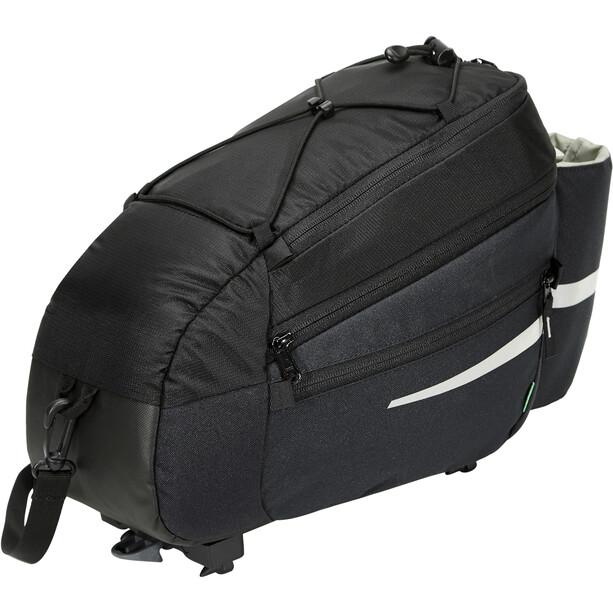 VAUDE Silkroad Gepäckträgertasche L Snap-It black