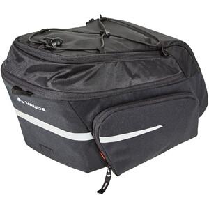 VAUDE Silkroad Plus Rack Bag Snap-It black black