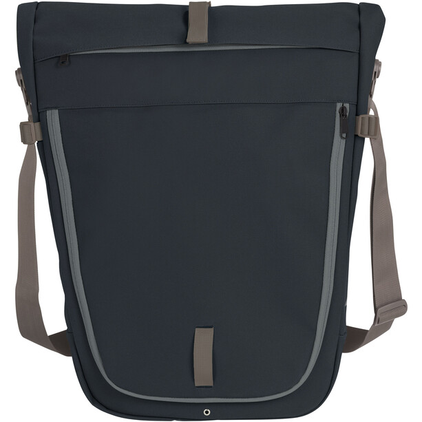 VAUDE ExCycling Back Tasche phantom black