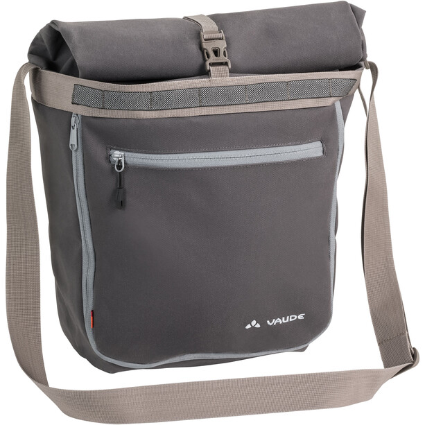 VAUDE ShopAir Back Tasche phantom black