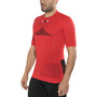 X-Bionic Effektor Power Running Shirt SS Herr flash red/black