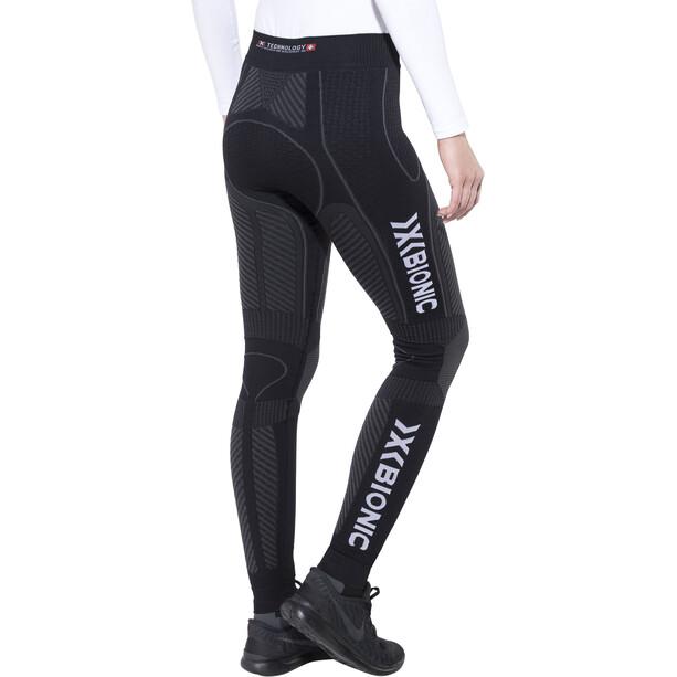 X-Bionic The Trick Running Pants Long Dam black/anthracite