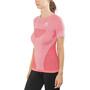 X-Bionic Speed Evo Running Shirt SS Dam pink paradise/pearl grey