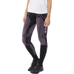 X-Bionic The Trick Running Pants Long Dam black/pink black/pink