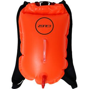 Zone3 Swim Run Dry Bag Buoy 28l, orange orange