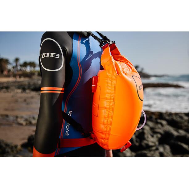 Zone3 Swim Run Taske 28L, orange