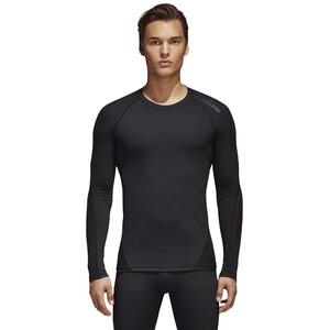 adidas Alphaskin Sport Langarm T-Shirt Herren black black