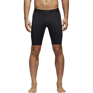 adidas Alphaskin Sport Short Tights Herre black black