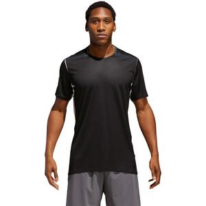 adidas Tokyo UV T-Shirt Herren black/crystal white black/crystal white
